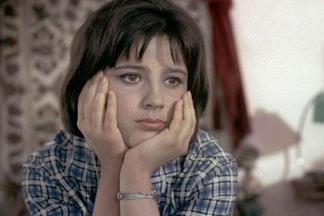 Os perfis psicológicos das mulheres do cinema soviético width=