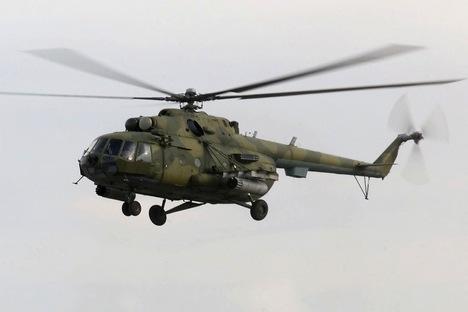 Trajeto sem precedentes foi possível graças a vários tanques de combustível instalados nos helicóptero Foto: wikipedia