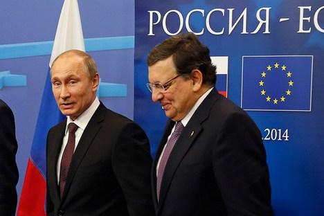 Presidente russo teria dito que, em caso de necessidade, as tropas russas poderiam tomar Kiev em pouco tempo Foto: Reuters