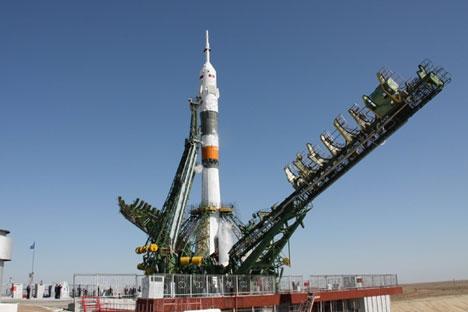 Em 26 de setembro, a cosmonauta russa Elena Serova deve partir para a Estação Espacial Internacional, a primeira nos últimos 20 anos Foto: ITAR-TASS