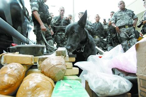 Em 2013 foram apreendidos na Rússia mais de 600 quilos de cocaína de origem latino-americana Foto: Getty Images/Fotobank