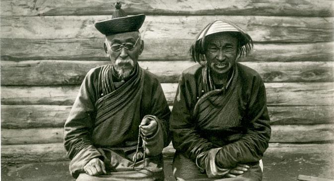 O budismo praticado na Rússia é o tibetano Foto: Press Photo