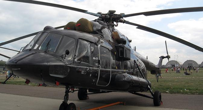O Peru poderá oferecer serviços de reparação independentemente e realizar manutenção dos helicópteros Mi-17/171 usados por outros países da região Foto: PressPhoto