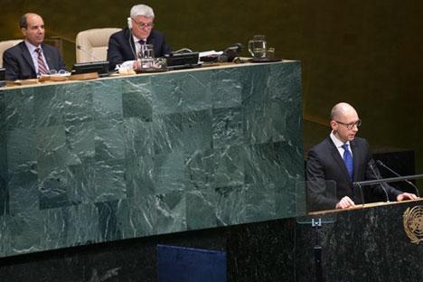 Segundo relatório da ONU, maioria das vítimas entre a população civil ocorreu por disparos indiscriminados de artilharia contra zonas residenciais Foto: AP