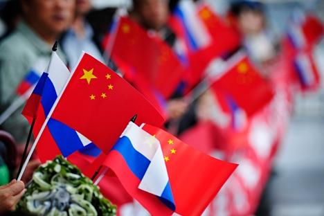 Percepção dos russos em relação aos chineses é mútua, segundo estudos recentes Foto: ITAR-TASS