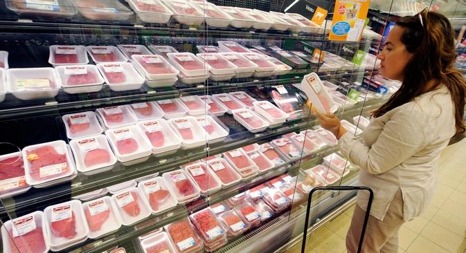"""Nas avaliações dos últimos dois meses, depois que a Rússia liberou mais de 80 plantas industriais brasileiras, a """"inflação"""" das exportações estão dentro de patamares razoáveis Foto: Reuters"""