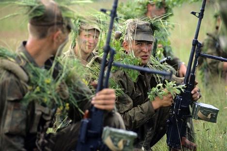 Da guerra na Espanha às operações militares na Tchetchênia, inteligência militar desempenhou papel importante na resolução de conflitos Foto: RIA Nóvosti