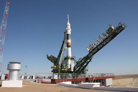 Projeto prevê maior campo de observação e mais segurança em relação à ISS Foto: TASS