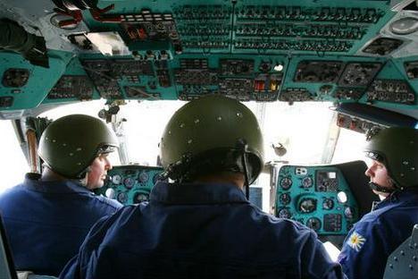 Especialistas norte-americanos a bordo controlarão o uso de equipamento de vigilância Foto: Ígor Filonov