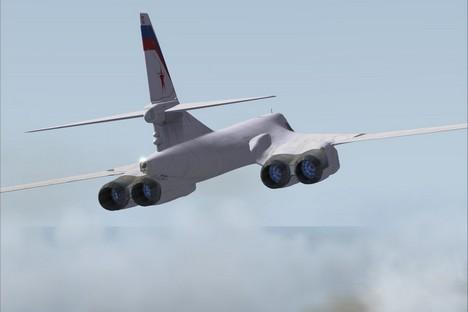 Possível candidato ao PAK DA,  propulsor NK-32 está presente nos bombardeiros TU-160 Foto: wikipedia.org