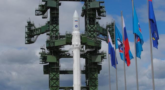 Com combustível ecológico, foguete pesado terá custo operacional reduzido Foto: Photoshot/Vostock-Photo