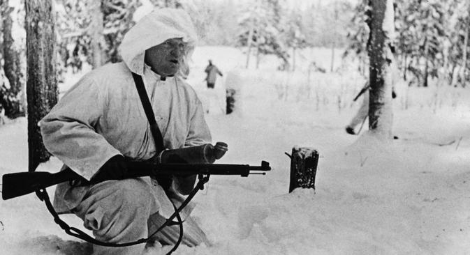 Em 1939, a Finlândia recusou aceitar condições impostas pela União Soviética, o que iniciou um conflito Foto: Photoshot / Vostock Photo