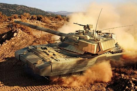 O novo equipamento de guerra corresponderá aos novos requisitos apresentados pelo Ministério de Defes Foto: Getty Images/Fotobank