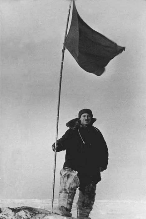 """Papánin: """"Aquilo que alcançou o país do socialismo não será para mais ninguém"""" Foto: wikipedia.org"""