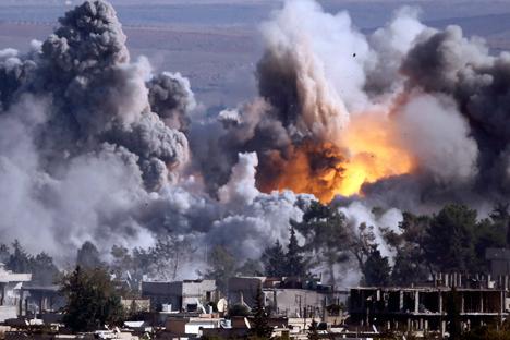 Estado Islâmico é uma organização terrorista que atua principalmente na Síria e no Iraque Foto: Reuters