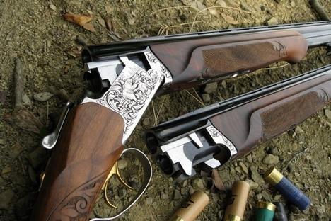 Armas da série MP-27 Foto: divulgação