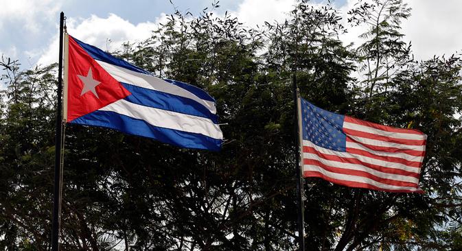 Especialistas russos dizem que Estados Unidos e Cuba deveriam ter se aproximado muito tempo atrás e que com sua iniciativa o presidente Obama pretende entrar na história por resolver definitivamente um antigo conflito Foto: Reuters