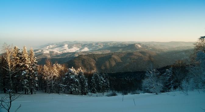 Para quem gosta de frio, neve e atividades, local é perfeito para passar o Natal Foto: Lori / Legion Media