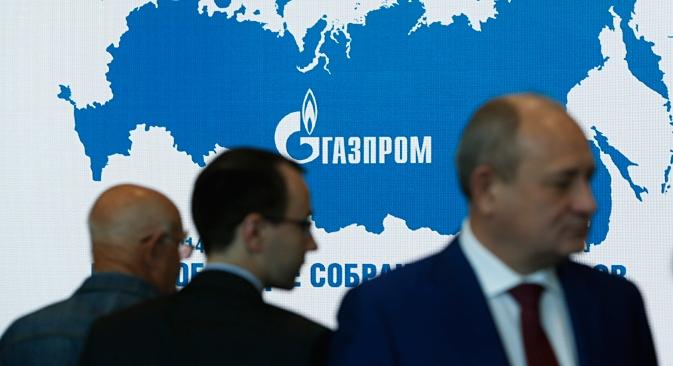Comissão Europeia irá discutir a nova proposta da Gazprom Foto: Reuters