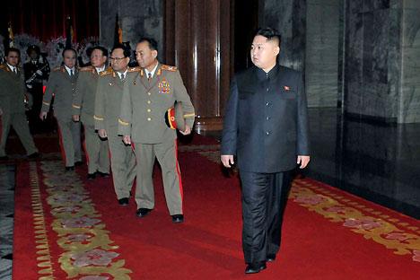 Visita a Moscou será a primeira vez que Kim viaja a um país estrangeiro desde que assumiu o governo no final de 2011 Foto: AP