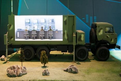 Complexo de guerra eletrônica Moskva-1, que não possui análogos no mundo, entrará em serviço neste mês Foto: Press Photo