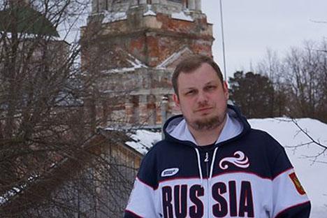 Pêtrin era funcionário do departamento de comunicações externas do Patriarcado de Moscou Foto: divulgação