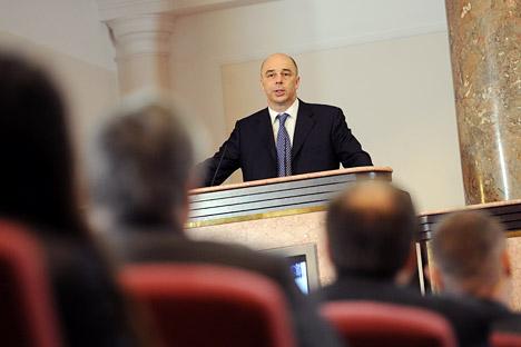 Anton Siluanov será o primeiro presidente do supremo órgão colegiado da nova instituição Foto: TASS