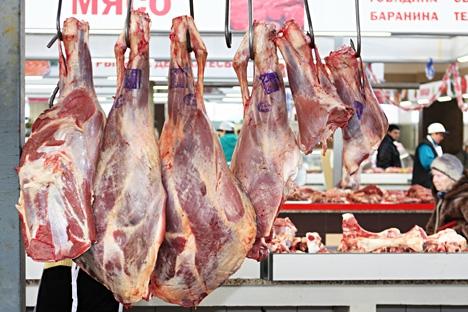 Os fornecedores brasileiros respondem por 37% das 6,8 mil toneladas de carne importadas por Kamtchatka Foto: Lori/Legion Media