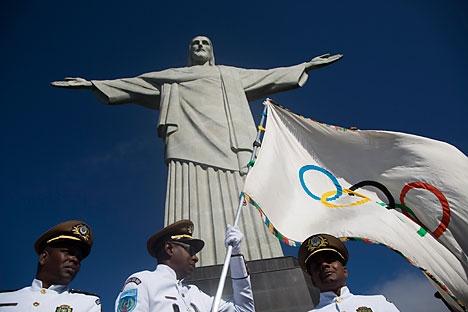 Nível de ameaça terrorista nos Jogos do Rio subiu após os atentados em Paris Foto: AP