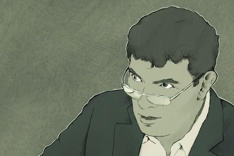 Ilustração: Grigóri Avoian