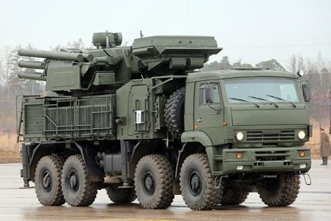 Sistema é composto por vários elementos: meios de defesa aérea, sistemas de cidade segura e sistemas de comunicação, entre outros Foto: RIA Nóvosti