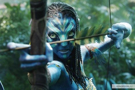 """Em contrapartida, representantes do diretor canadense acusam o tchetcheno de plagiar """"Avatar"""" Foto: Kinopoisk.ru"""