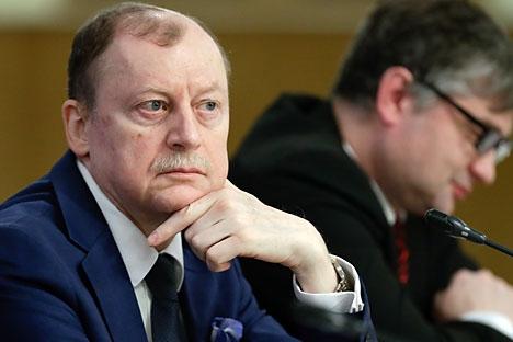 """Lukov: """"Brics congelaram até mesmo a discussão sobre a aceitação de novas candidaturas"""". Foto: Anna Issakova/TASS"""