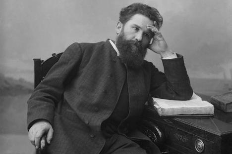 Em 1886, Korolienko publicou o seu primeiro livro: Ensaios e contos Foto: wikipedia.org