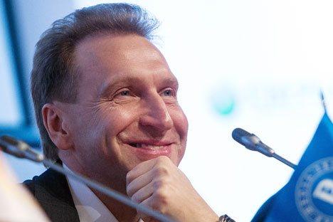 Segundo Chuvalov, para sair da crise, é preciso realizar reformas estruturais na economia do país Foto: TASS