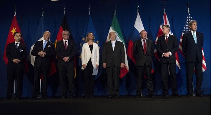 Futuro levantamento de sanções contra o Irã aumentará concorrência russa Foto: AP