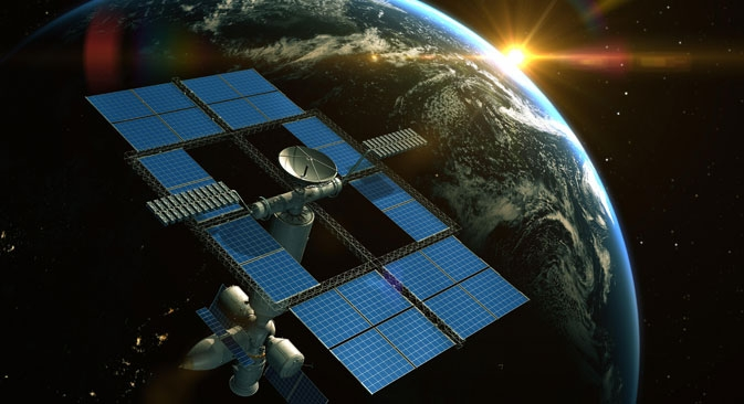 A estação espacial que está sendo planejada pela Roscosmos e pela Nasa deve ser construída com tecnologia mais avançada que a ISS e será capaz de realizar tarefas mais complexas Foto: Alamy/Legion Media