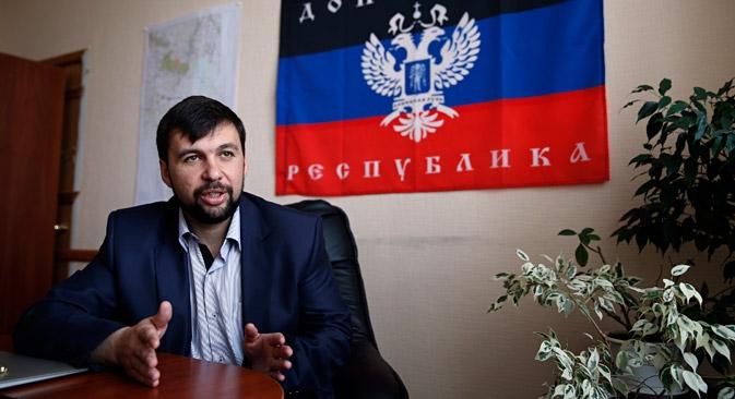 """Puchílin: """"Paz em Donetsk e Lugansk depende dos Brics"""" Foto: Reuters"""