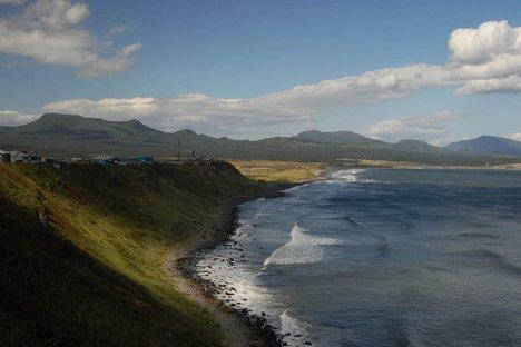 Disputadas pelo Japão, Ilhas Curilas foram consideradas parte da União Soviética em 1946 Foto: Andrei Chapran