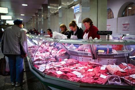 Brasil é um dos principais fornecedores de carne para a União Euroasiática. Foto: DPA/Vostock-Photo