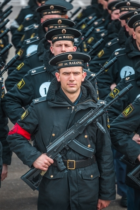 Produção em série do fuzil de assalto modernizado deve ser iniciada antes do final do ano Foto: Press Photo