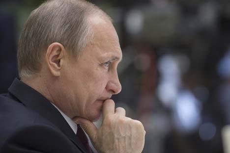"""Decreto assinado por Pútin é justificado como uma """"ferramenta de segurança e defesa dos interesses do país"""" Foto: Reuters"""