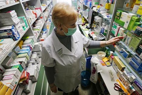 Com medida, queda de preços poderá alcançar entre 30% e 50% em medicamentos. Foto: Artiom Gueodakian/TASS