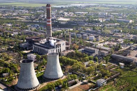 Investidores privados fugiram de projeto de usinas com receio de serem incluídos em sanções ocidentais Foto: Taras Litvinenko/RIA Nóvosti