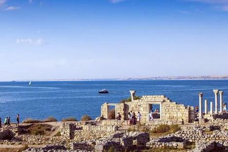 Segundo fontes oficiais, razão pela qual o navio bizantino afundou ainda é incerta Foto: Getty Images/Fotobank