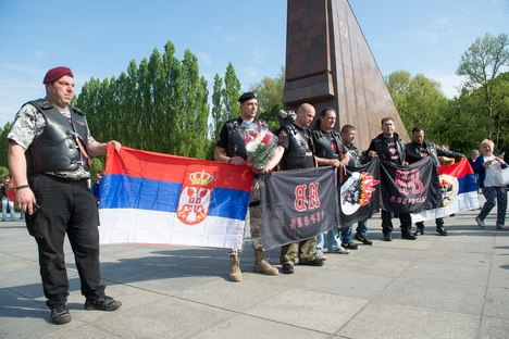 Clube com 5.000 membros possui rede de filiais na Europa Oriental Foto: DPA/Vostock-Photo