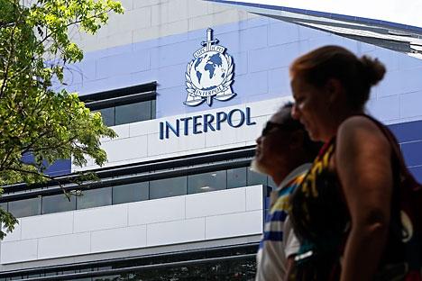 Pedidos de busca foram enviados a cinco escritórios da Interpol no Reino Unido, nos Estados Unidos e na Turquia Foto: EPA