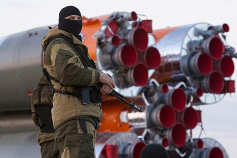 Futuros lançamentos são ameaçados por desavenças políticas entre Moscou e Kiev Foto: Reuters