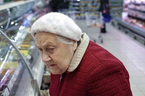 Iniciativa proposta levará a maior empobrecimento dos aposentados Foto: Artyom Geodakyan/TASS