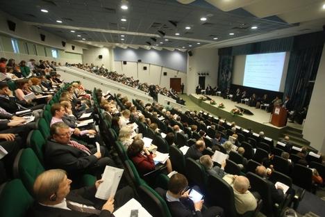 Instituto de Direito do Brics foi fundado durante o 9º Congresso Jurídico Eurasiático, em Iekaterinburgo Foto: Press Photo
